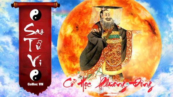 Sao Tử Vi - Đế lạc nhàn cung, gia Khúc Xương đa ngôn giảo hoạt