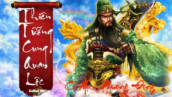 Cung Quan Lộc có Thiên Tướng - Cohoc.vn