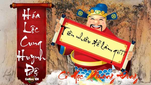 Hóa Lộc Cung Huynh Đệ - Cohoc.vn