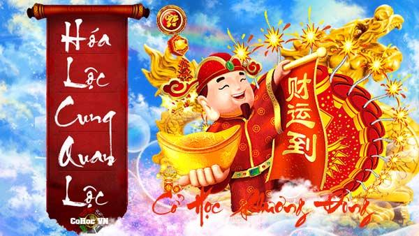 Hóa Lộc Cung Quan Lộc - Cohoc.vn