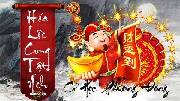Hóa Lộc Cung Tật Ách - Cohoc.vn