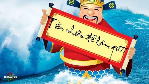 Luận giải Cung Tài Bạch - Cohoc.vn