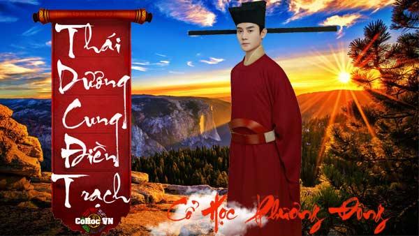 Sao Thái Dương Cung Điền Trạch - Cohoc.vn