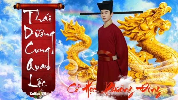Sao Thái Dương Cung Quan Lộc - Cohoc.vn