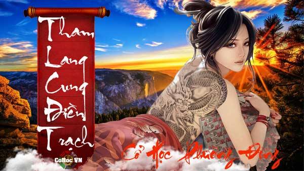 Sao Tham Lang ở Cung Điền Trạch - Cohoc.vn