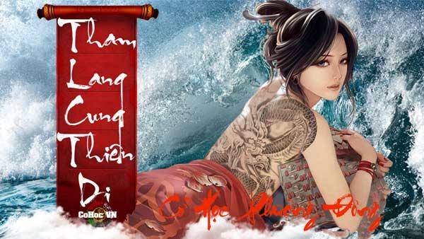 Sao Tham Lang ở Cung Thiên Di - Cohoc.vn