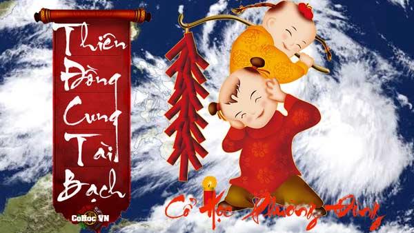 Sao Thiên Đồng Cung Tài Bạch - Cohoc.vn