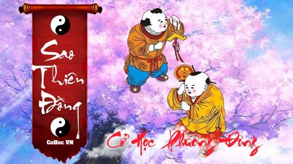 Sao Thiên Đồng - Hoán Cải Vô Thường - Đa Phúc Đức