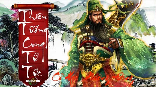 Thiên Tướng ở Cung Tử Tức - Cohoc.vn