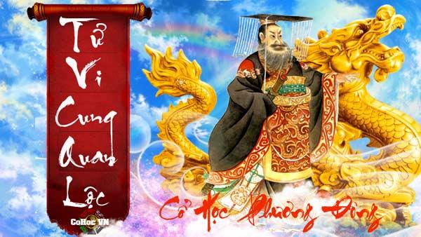 Sao Tử Vi ở Cung Quan Lộc - Cohoc.vn