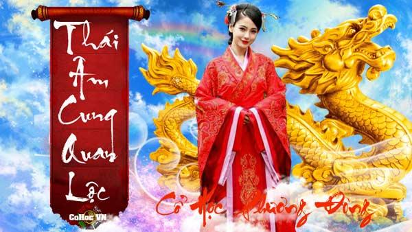 Thái Âm Cung Quan Lộc - Cohoc.vn