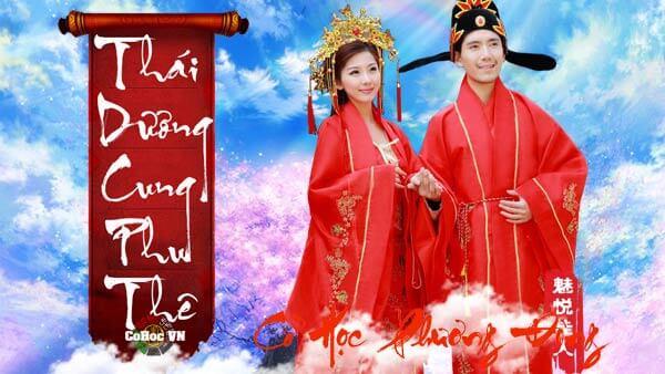 Sao Thái Dương Cung Phu Thê - Cohoc.vn