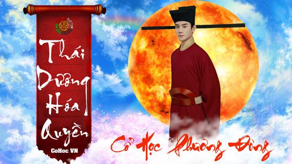 Thái Dương Hóa Quyền - Can Tân - Cohoc.vn