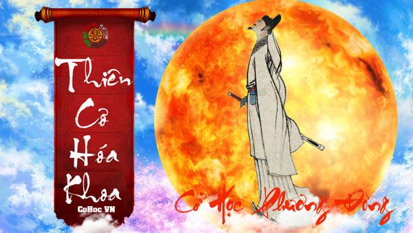 Thiên Cơ Hóa Khoa - Can Đinh | Cohoc.vn