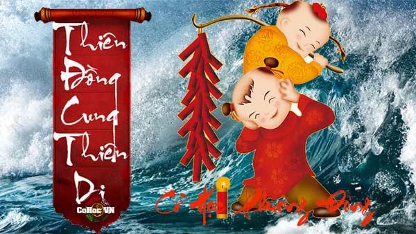 Thiên Đồng Cung Thiên Di - Cohoc.vn
