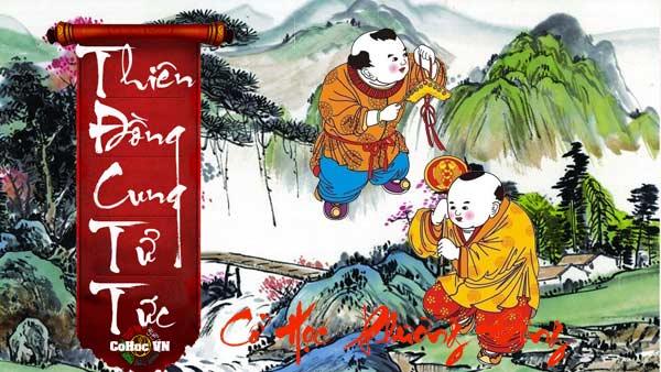 Thiên Đồng Cung Tử Tức - Cohoc.vn