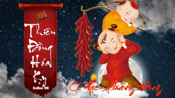 Thiên Đồng Hóa Kỵ - Can Canh | Cohoc.vn