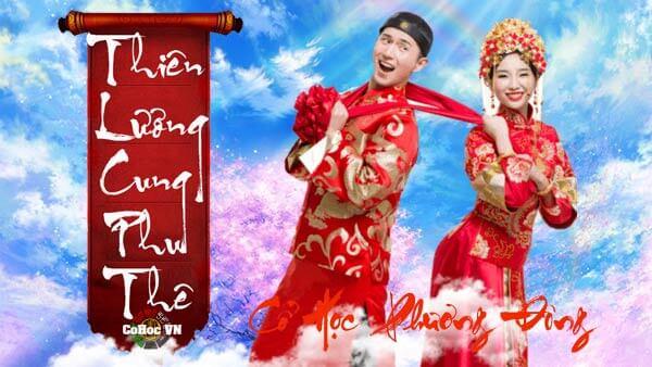 Sao Thiên Lương ở Cung Phu Thê - Cohoc.vn