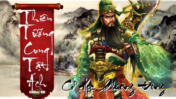 Thiên Tướng Cung Tật Ách - Cohoc.vn