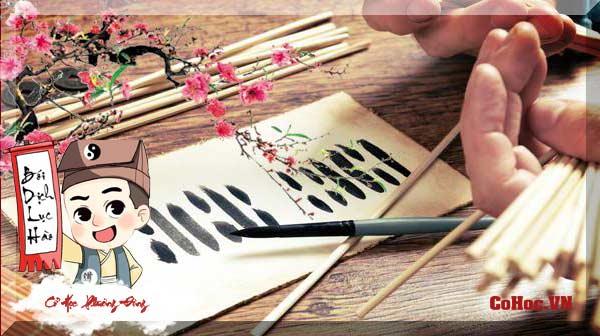 Bói Kinh Dịch Lục Hào - Cổ Học Phương Đông