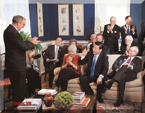 Chủ tịch nước Trung Quốc Tập Cận Bình