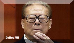 Giang Trạch Dân (27/3/1993 – 15/3/2003)