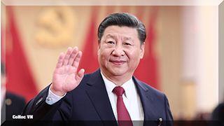 Tập Cận Bình - Chủ tịch nước Trung Quốc hiện nay.