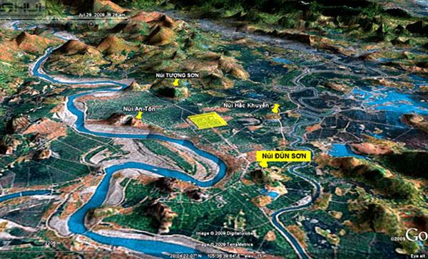 Toàn Cảnh Thành Nhà Hồ - Cohoc.vn